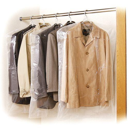 衣類カバー スーツ・ジャケット用 10枚入