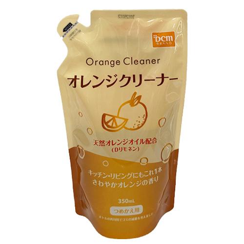 DCM DCMブランド オレンジクリーナー 詰替え350ml [3790]
