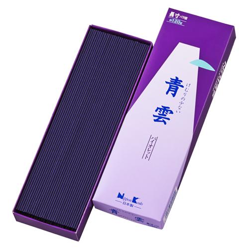 日本香堂 青雲バイオレット長寸バラ詰 箱175g