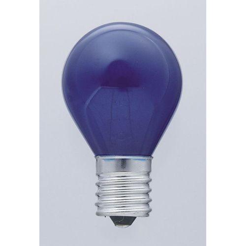 カラーS型球25W/G-20H(BL)