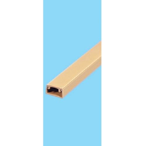 エルパ ABSモール ブラウン ミニ 1m テープ付(1本入)