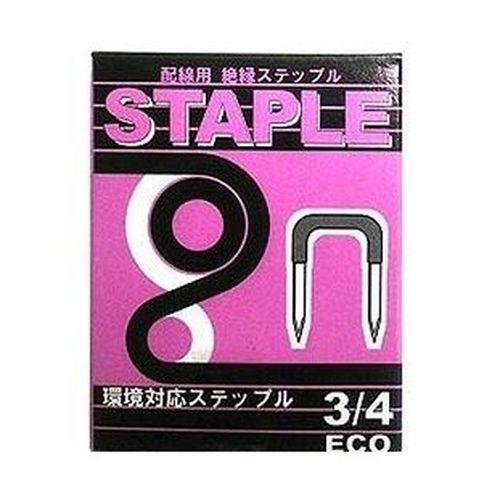 旭ノ本金属工業所 ステップル3/4エコ 100個 HST-34-ECO