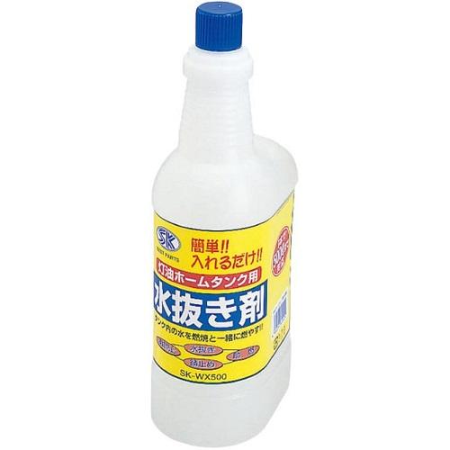 綜合器材 ベストパーツ 灯油ホームタンク用水抜剤 SK-WX500 [2720]