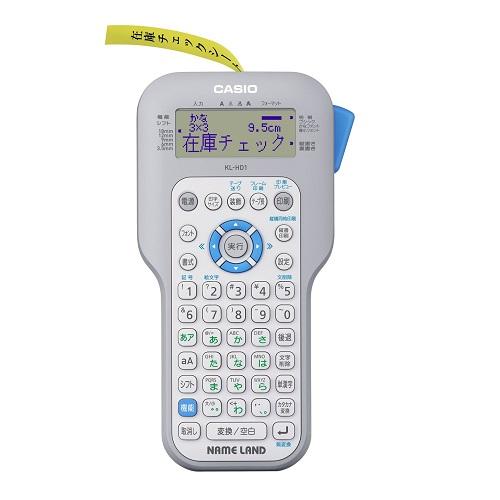 カシオ計算機 ネームランド KLHD1 KL-HD1