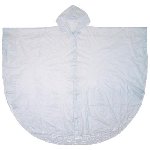 パールポンチョ ホワイト フリーサイズ 品番 1241