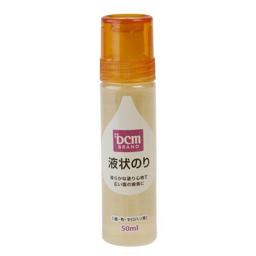 【クリックでお店のこの商品のページへ】DCMブランド液状 のり S16-EN01