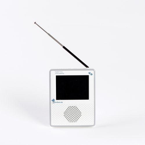 【クリックで詳細表示】NICHIWA電子スタイリッシュラジオTV AIRCAT300