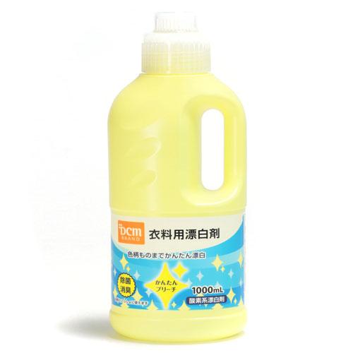 DCM DCMブランド 衣料用漂白剤 本体 1000ml