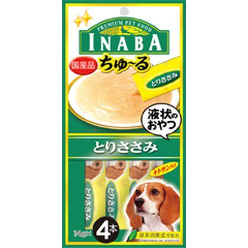 INABA ちゅ〜る とりささみ 14gx4本