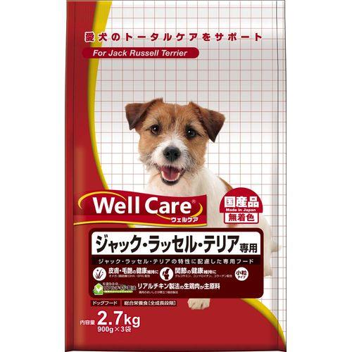 WellCare �W���b�N�E���b�Z���E�e���A��p 2.7kg(900gx3��)