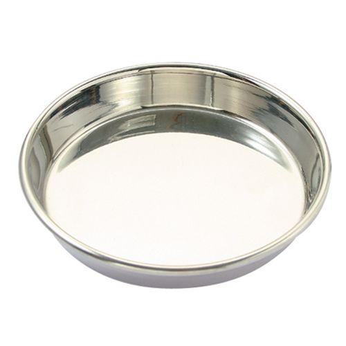ターキー ステンレス食器皿型12cm (猫用)
