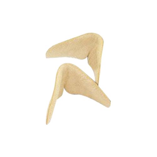 フィッティングピロー ヒールバック枕 低反発ウレタンフォーム使用 アイボリー