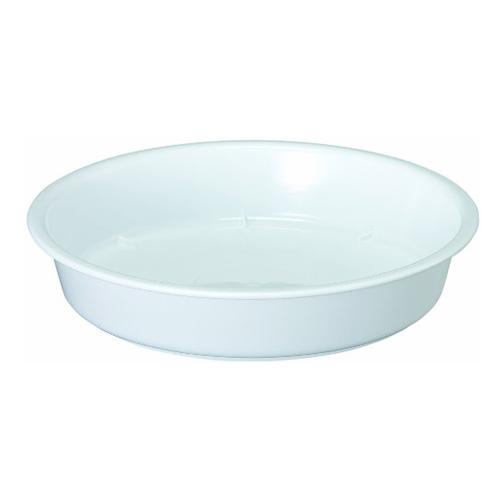 鉢皿 中深皿 6号 φ180×H40 ホワイト