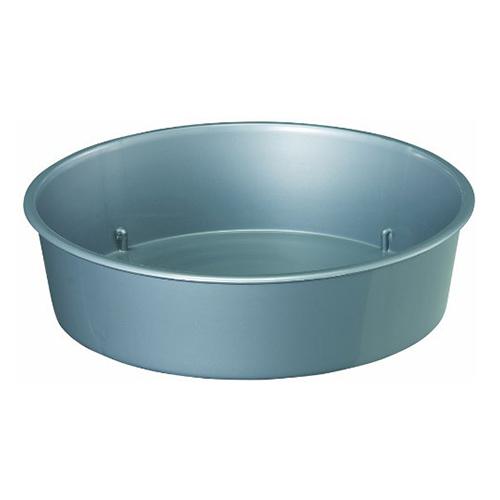 鉢皿 深皿 4号 φ125×H50 シルバー