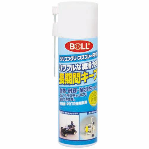 【クリックでお店のこの商品のページへ】BOLLシリコーングリススプレー SCG-100S