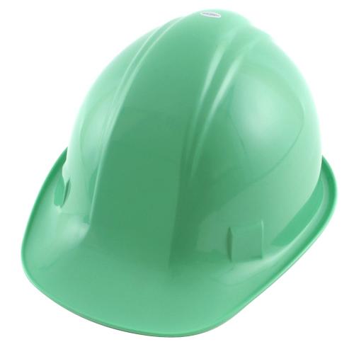 【クリックでお店のこの商品のページへ】TOYOヘルメット 緑 NO.170F