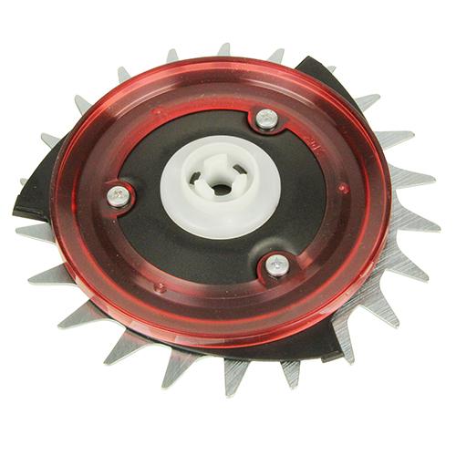 【クリックで詳細表示】セフティ-3電動草刈機 替刃 SGC-150SR-K