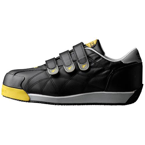 【クリックで詳細表示】DIADORA安全靴 アイビス IB-22 25.5