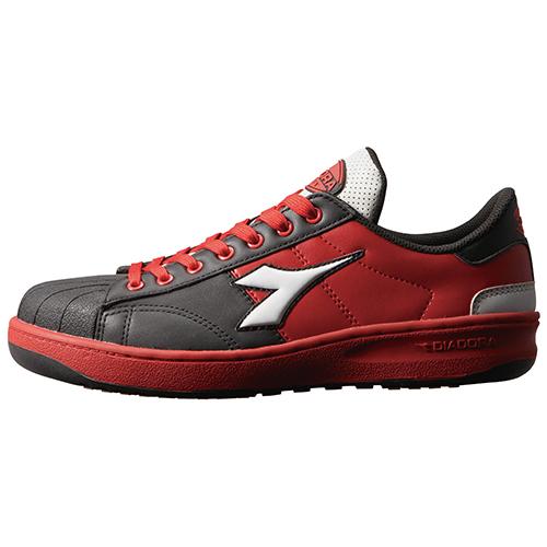 【クリックで詳細表示】DIADORA安全靴 キーウィ KW-213 23