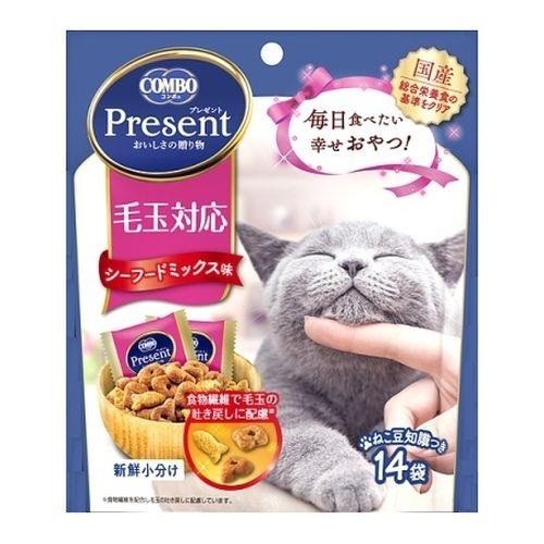 コンボ プレゼント キャット 毛玉対応 42g(14袋)