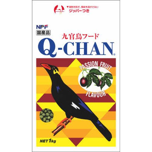 日本ペットフード キューチャン 1kg 製品画像