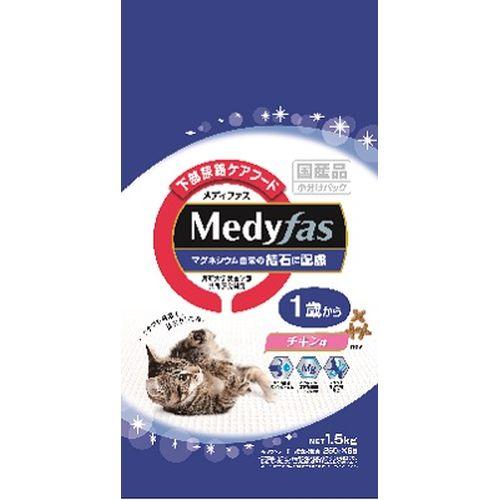 メディファス 1歳から チキン味 1.5kg(250gx6)
