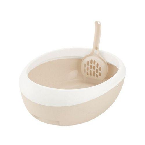 ラプレ ネコトイレ S [ホワイト]