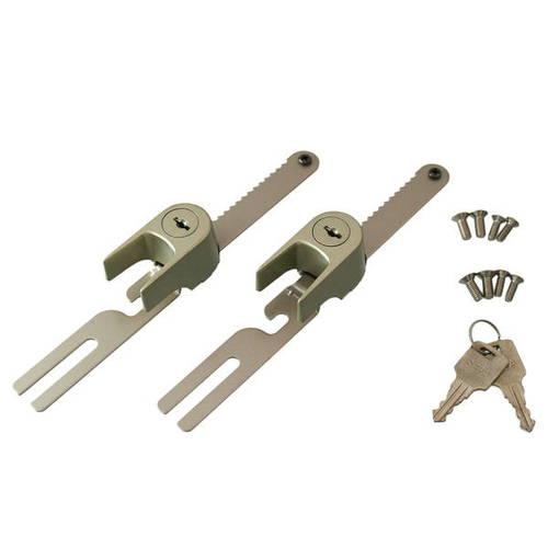 ヒナカ製作所 HINAKA 193ーSL窓の鍵まど守りくん2P2本キー 00776773-001