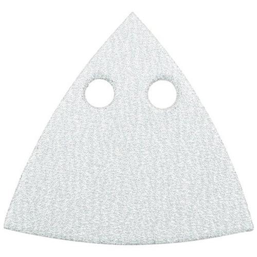 日立工機 ハイコーキ ペーパ三角 96×96 AA100 穴有 マジック式 10枚入 323969 直送品