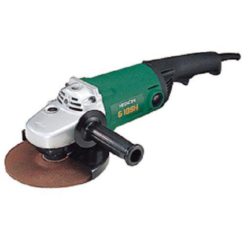 【クリックでお店のこの商品のページへ】日立工機電気ディスクグラインダー G18SH