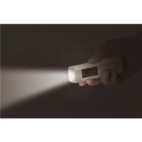 トーチライトトラベル電波時計|アデッソ株式会社