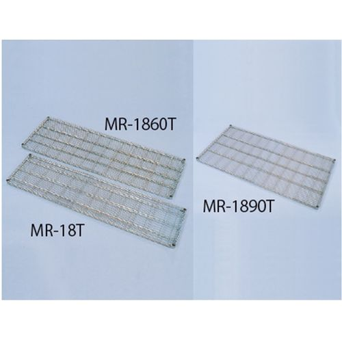 アイリスオーヤマ ポール直径25mm メタルラック(レギュラータイプ) 棚板 MR-18T 幅1800×奥行460×高さ40mm