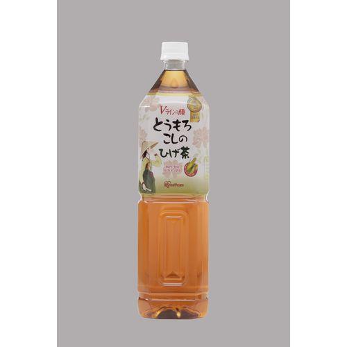 アイリスオーヤマ とうもろこしのひげ茶1500ml 6本セット 6本セット