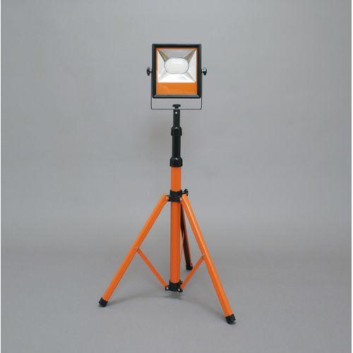 (送料無料) led投光器 LEDスタンドライト ワークライト 現場 仕事 作業灯 作業用照明 業務用 5000lm LWT-5000ST(568665) アイリスオーヤマ