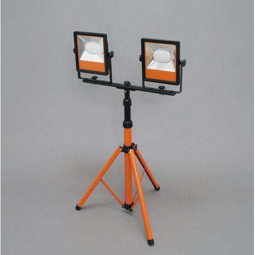 (送料無料) led投光器 LEDスタンドライト ワークライト 現場 仕事 作業灯 作業用照明 業務用 10000lm LWT-10000ST(568666) アイリスオーヤマ