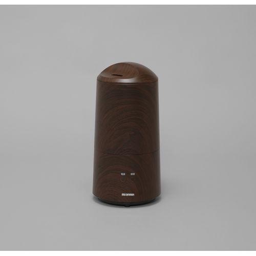 アイリスオーヤマ 超音波式加湿器 樽型 木目調 UHM-280BM-T 1台