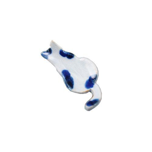 貝沼産業 猫型箸置き