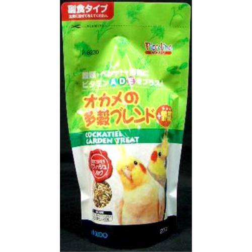 スドー オカメの多穀ブレンド+野菜 230g 製品画像