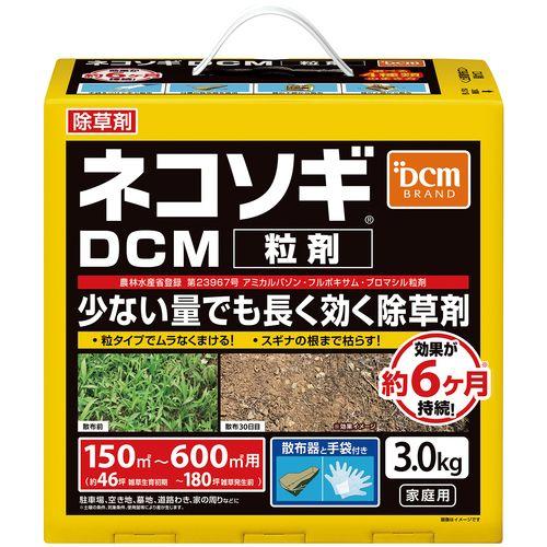 DCM DCMブランド DCMネコソギ粒剤 3kg