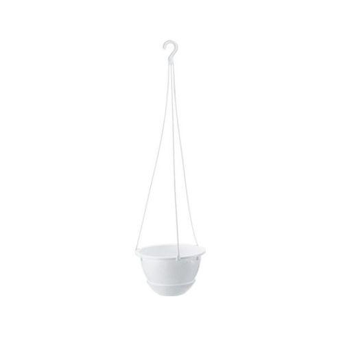 リッチェル 吊鉢ハイボール 5号 ホワイト