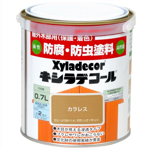 大阪ガスケミカル キシラデコール 0.7L
