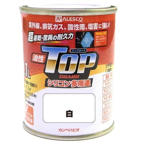 油性シリコン多用途塗料油性トップガード/