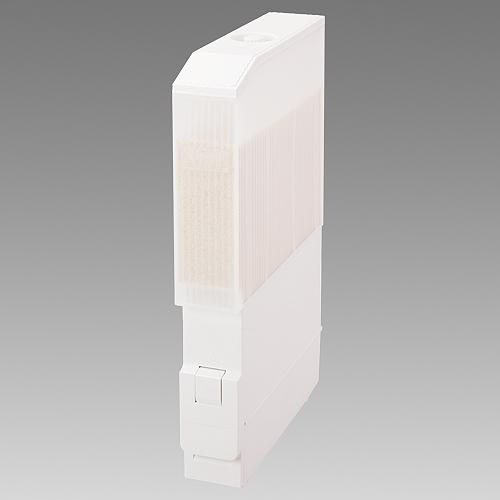 エムケー精工 計量米びつ スリムエース 幅100×奥行405×高さ640mm 容量12kg ホワイト 1台