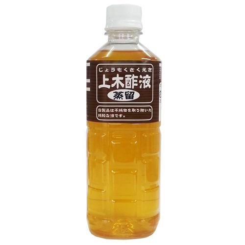 有 シマモト 蒸留木酢液 500G