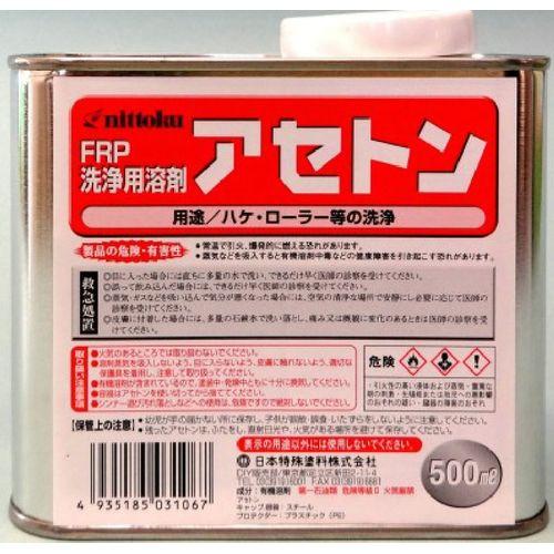 アセトン 日本特殊塗料 特殊塗料...