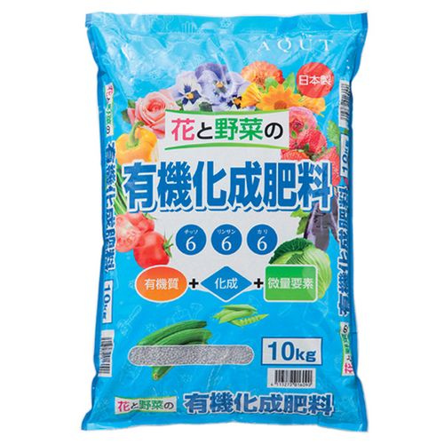 国産有機化成肥料/10kg