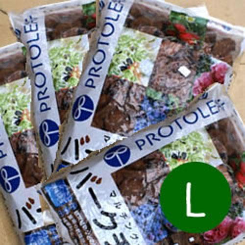 【まとめ買い】プロトリーフバークチップL12L×4袋