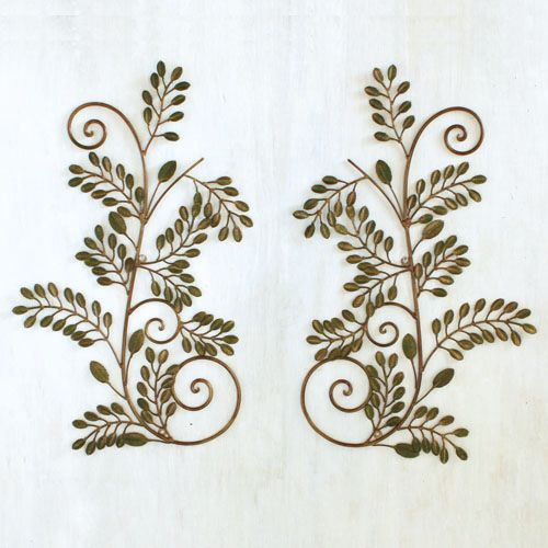 PATINA IRON WALL DECOCNGF1049