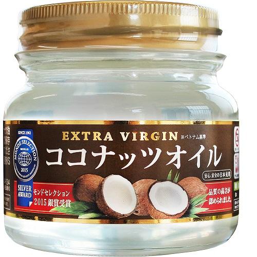 三和通商 エキストラバージン ココナッツオイル 瓶 200g