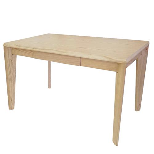【クリックで詳細表示】センターテーブル 100cm幅 ハイタイプ ナチュラル 294647